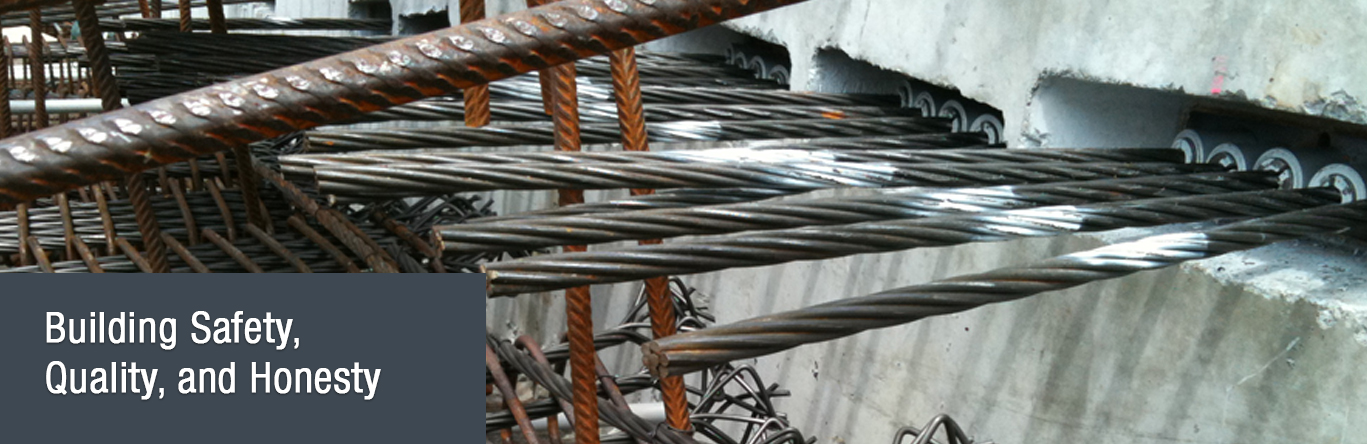 Tensioned Concrete, Brisbane