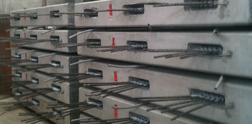 Post tensioned slab design, supply, install | Tensioned Concrete