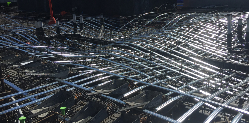 post tensioned slab design  supply  install